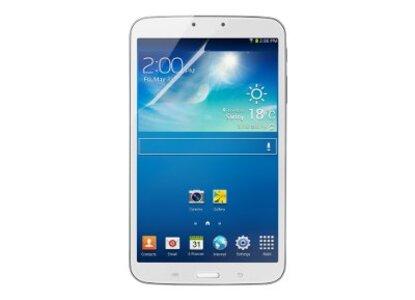 Μεμβράνη οθόνης Samsung Galaxy Tab 3 8.0 - Belkin TrueClear Screen Protector F7P143VF - 2 τεμάχια