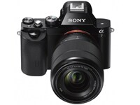 Mirrorless Camera Sony A7 Kit 28-70mm - Μαύρο