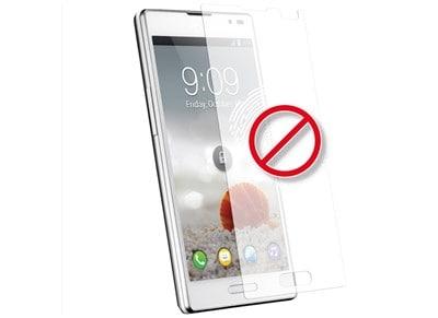 Μεμβράνη οθόνης LG Optimus L9 P760 - Puro Anti-Fingerprints SDAOPTL9LG τηλεφωνία   tablets   αξεσουάρ κινητών   μεμβράνες οθόνης