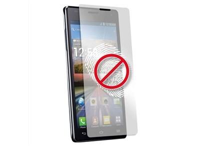 Μεμβράνη οθόνης LG Optimus 4X HD P880 - Puro Anti-Fingerprints SDAOPTP880LG τηλεφωνία   tablets   αξεσουάρ κινητών   μεμβράνες οθόνης