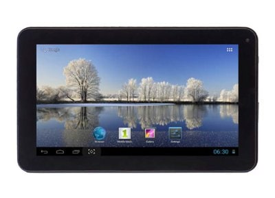 "Crypto Tab Novapad 100 D100 DC - Tablet 10.1"" 8GB Μαύρο"