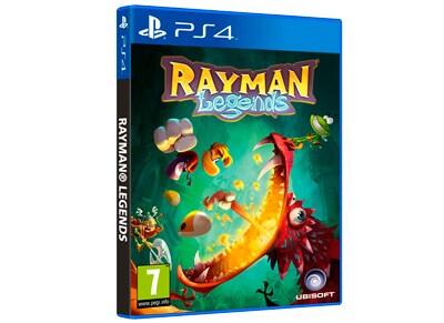 Rayman Legends - PS4 Game gaming   παιχνίδια ανά κονσόλα   ps4
