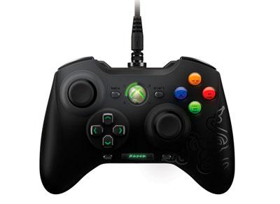 Razer Sabertooth - Χειριστήριο Xbox 360 Μαύρο