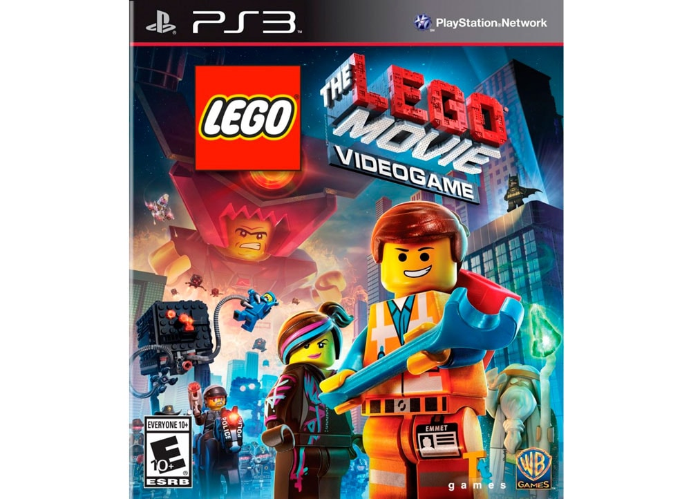 Lego Games For Ps3 : Lego movie the videogame ps game public