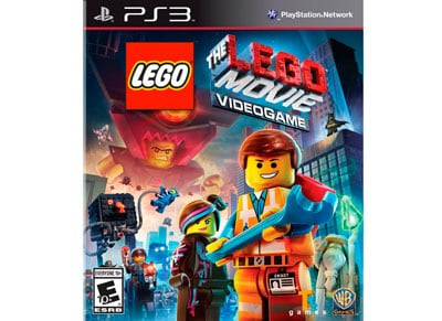 LEGO Movie: The Videogame - PS3 Game