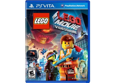 LEGO Movie: The Videogame - PS Vita Game gaming   παιχνίδια ανά κονσόλα   ps vita