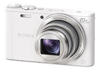Sony Cyber-shot DSC-WX350 Λευκό