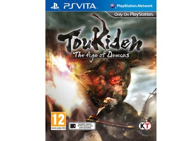 Toukiden: The Age of Demons - PS Vita Game gaming   παιχνίδια ανά κονσόλα   ps vita