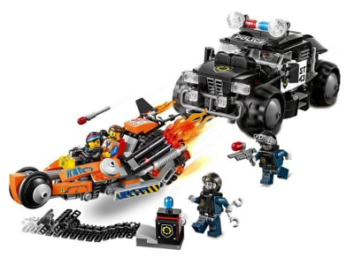 LEGO 70808 The LEGO Movie M9 Super Cycle Chase