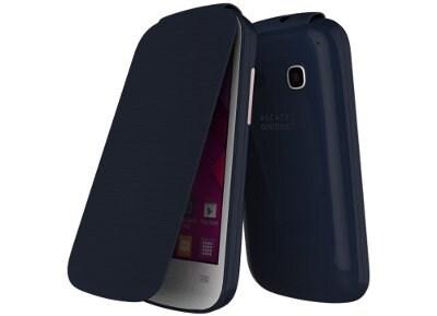 Θήκη Alcatel One Touch Pop C3 - Alcatel Flip Case GCGB27B0A10C1 Μαύρο τηλεφωνία   tablets   αξεσουάρ κινητών   θήκες