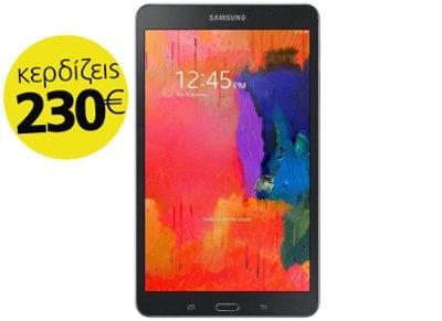 "Samsung Galaxy Tab Pro T320 - Tablet 8.4"" 16GB Μαύρο"