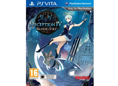 Deception IV: Blood Ties - PS Vita Game gaming   παιχνίδια ανά κονσόλα   ps vita