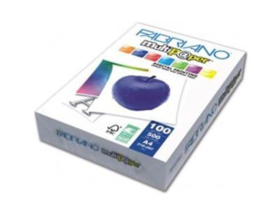 Χαρτί εκτύπωσης A4  500 φύλλα Fabriano MultiPaper A4 (100g)