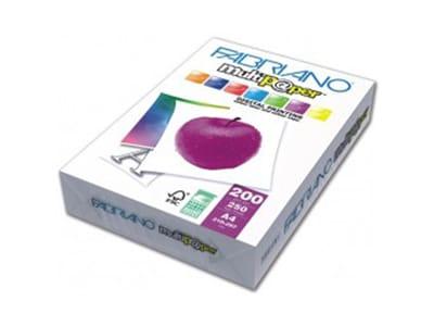 Fabriano MultiPaper A4 (200g) - Χαρτί εκτύπωσης A4 - 250 φύλλα