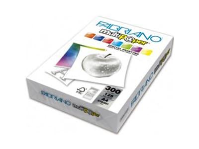 Χαρτί εκτύπωσης A4  125 φύλλα Fabriano MultiPaper A4 (300g)