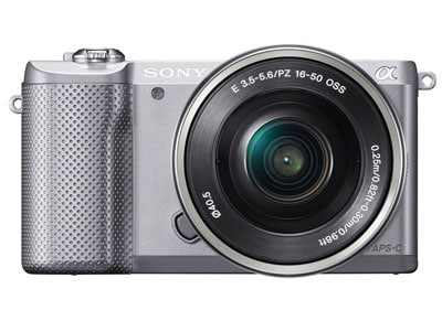Sony α5000 Kit 16-50mm Ασημί