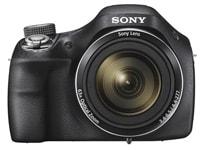 Compact Sony Cyber-shot DSC H400 - Μαύρο