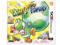 Yoshi's New Island - 3DS/2DS Game