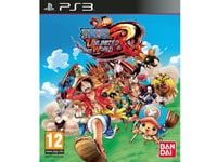 One Piece Unlimited World Red - PS3 Game