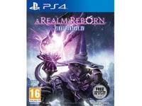 Final Fantasy XIV: Realm Reborn - PS4 Game