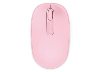 Microsoft Wireless Mobile Mouse 1850 Pink - Ασύρματο ποντίκι - Ροζ