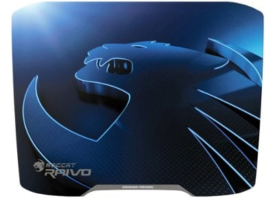 Roccat Raivo High Velocity Blue - Mousepad gaming   αξεσουάρ pc gaming   gaming mousepads