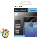 Μεμβράνη οθόνης Samsung Galaxy S2 - Belkin Screen Guard Transparent F8M214CW3 - 3 τεμ