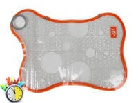 "The Joy Factory BCD 109 - Αδιάβροχη Θήκη Tablet 7"" - Διαφανές - 4 τεμάχια"