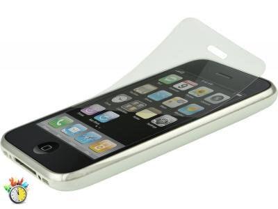 Μεμβράνη οθόνης iPhone 3G/3GS - Power Support Anti-Glare apple   αξεσουάρ iphone   μεμβράνες