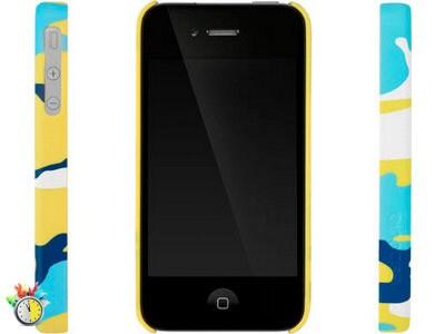 Θήκη iPhone 4/4s - Incase Warhol Snap Case Camo Εμπριμέ apple   αξεσουάρ iphone   θήκες