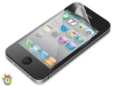 Μεμβράνη οθόνης iPhone 4/4s - Belkin Screen Guard Privacy F8Z870CW apple   αξεσουάρ iphone   μεμβράνες