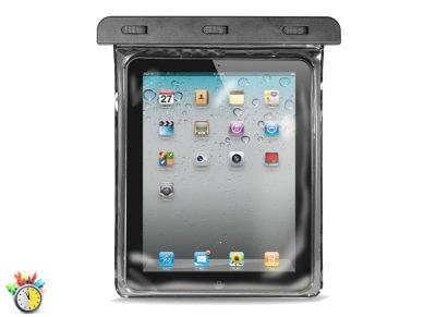 "Puro WP2BLK - Αδιάβροχη Θήκη Tablet 10"" - Μαύρο"