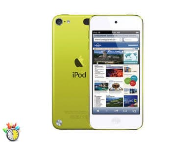 Apple iPod Touch 5th Gen 64 GB Κίτρινο