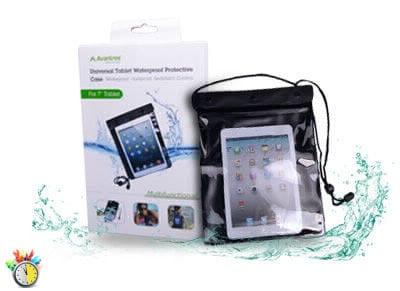 "Avantree Waterproof 7 - Αδιάβροχη Θήκη Tablet 7"" - Μαύρο"