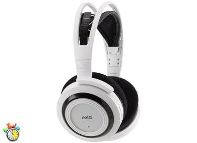 Ακουστικά κεφαλής AKG Λευκό K935 Ασύρματα