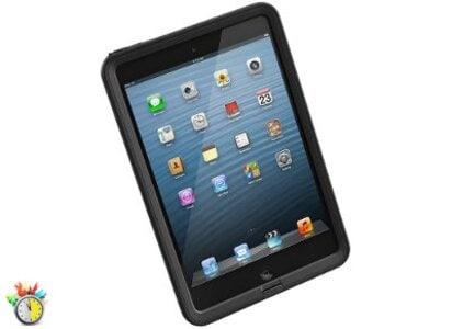 LifeProof Fre 1406-01 - Αδιάβροχη Θήκη Apple iPad Mini - Μαύρο
