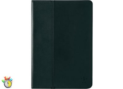 Belkin MultiTasker Cover with Stand - Θήκη Samsung Galaxy Tab 3 10.1 - Μαύρο tablets   αξεσουάρ   θήκες