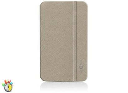 LG Stand Folio - Θήκη LG G Pad V400 Χρυσό tablets   αξεσουάρ   θήκες