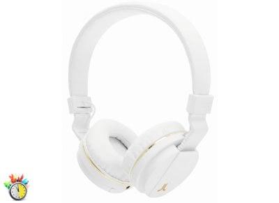 Ακουστικά Κεφαλής Wesc Cymbal Premium Λευκό