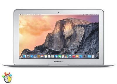 "Laptop Apple MacBook Air MD711GR/B - 11.6"" (i5/ 4GB/128GB/HD 5000)"