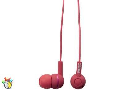 Ακουστικά WeSC Ροζ Kazoo