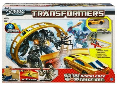 Transformers Bumblebee Battle Track - Πίστα Μάχης & Bumblebee