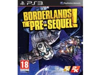 Borderlands: The Pre-Sequel & Challenge Map Bonus - PS3 Game