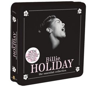 Billie Holiday - The Essential Collection (Limited Metalbox Edition)