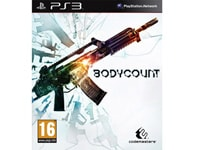 BODYCOUNT - PS3 Game