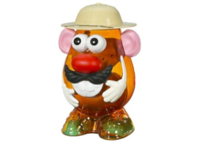 Mr Potato Head Safari Theme