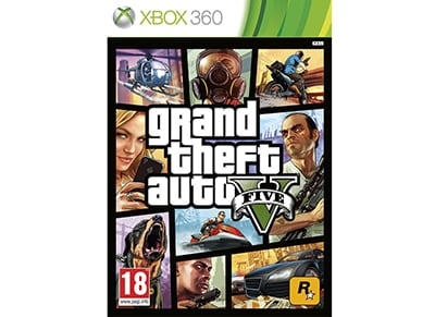 Grand Theft Auto V - Xbox 360 Game gaming   παιχνίδια ανά κονσόλα   xbox 360