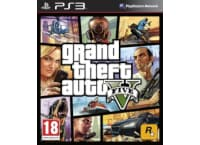 PS3 Used Game: Grand Theft Auto V