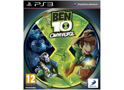 Ben 10 Omniverse – PS3 Game