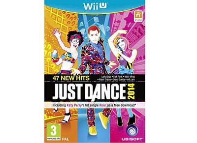 Just Dance 2014 - Wii U Game